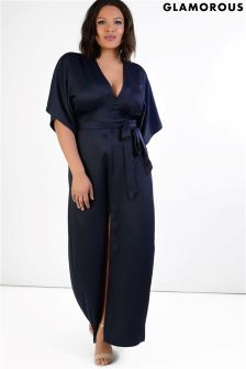 Glamorous Curve Maxi Dress