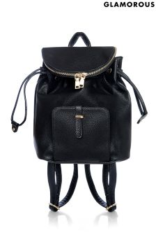 Glamorous Zip Toggle Back Pack