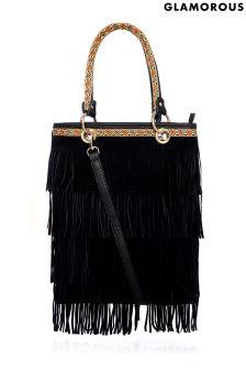 Glamorous Fringe Tote Bag