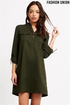 Fashion Union Shirt Dress