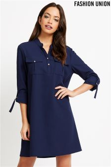 Fashion Union Shirt Dress