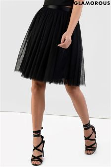 Glamorous Petite Tulle Skirt