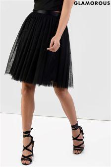Glamorous Tulle Skirt