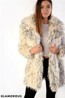 Glamorous Fur Coat