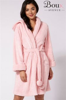 Boux Avenue Waffle Textured Robe