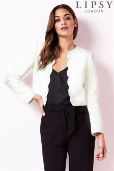 Lipsy Scallop Edge Jacket