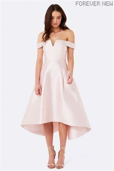 Forever New Bardot Hi-Lo Prom Dress