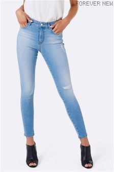 Forever New Mid Rise Ankle Grazer Jean