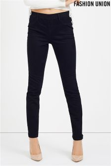 Fashion Union Skinny Jeggings