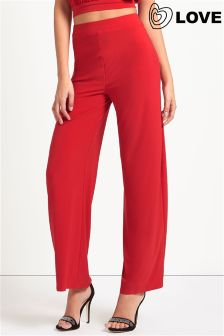 Love Wide Leg Trousers