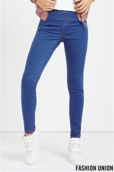 Fashion Union Basic Skinny Jegging