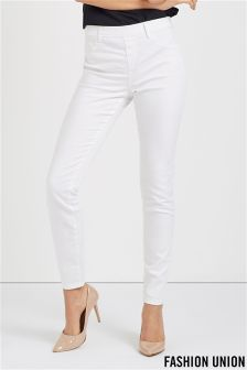 Fashion Union Basic Skinny Jeggings