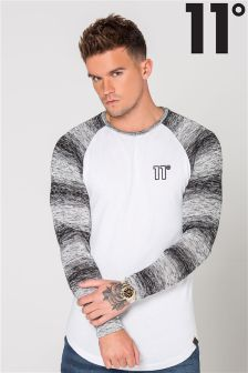 11 Degrees Long Sleeve Top