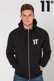 11 Degrees Zip Hoody