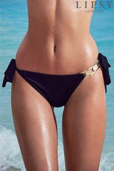 Lipsy Chain Link Bikini Bottom