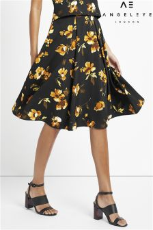 Angeleye Floral Skirt
