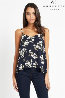 Angeleye Floral Cami Top