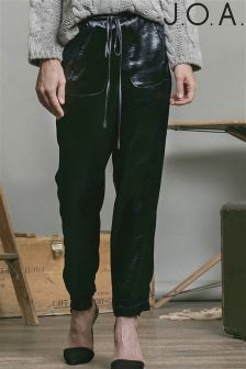 J.O.A Draw String Trousers