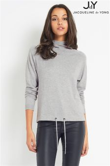 JDY Knitted Hooded Pullover