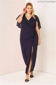 Little Mistress Curve Maxi Dress