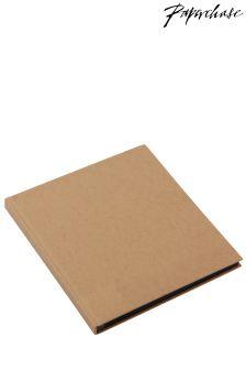 Paperchase Kraft Square Self-Adhesive Photo Album