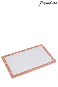 Paperchase Desk Pad