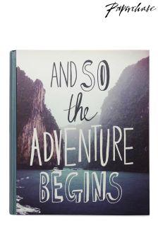 Paperchase Adventure Large Self-adhesive Photo Album