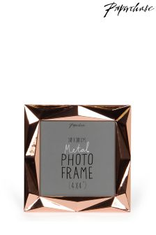 Paperchase Angle Copper Photo Frame 4 x 4