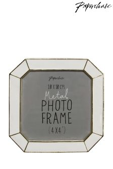 Paperchase Pavia White Photo Frame 4x4