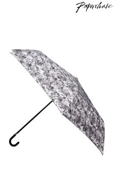 Paperchase Contour Floral Umbrella