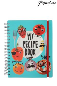Paperchase Food Friends Recipe Book