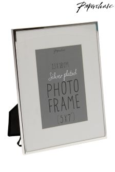 Paperchase Forino Silver Photo Frame 5x7