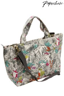 Paperchase Woodland Tails Tote Bag