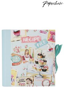 Paperchase Cake Shop Recipe File
