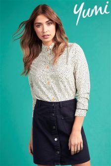 Yumi Print Shirt
