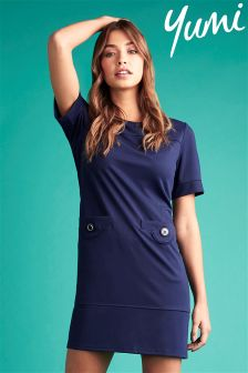 Yumi Pocket Tunic Dress