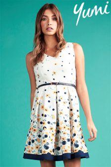 Yumi Spot Dress
