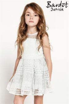 Bardot Junior Mesh Panelled Dress