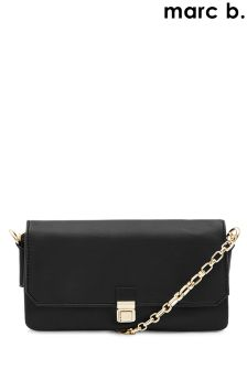 Marc B Chain Clutch Bag