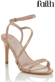 Faith Strappy Heels