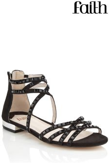 Faith Jewelled Gladiator Sandals