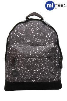 Mi-pac Splattered Mens Cotton Backpack