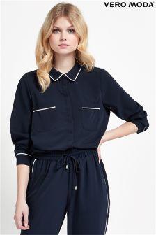 Vero Moda Long Sleeve Blouse