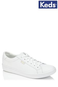 Keds Leather Trainers