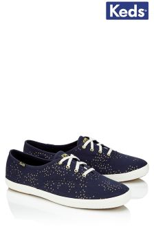 Keds Printed Trainers