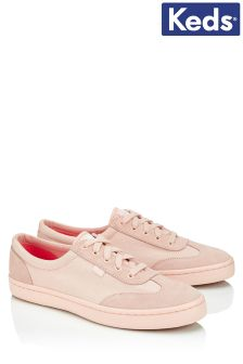 Keds Retro Court Trainers
