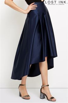 Lost Ink Ball Gown Skirt