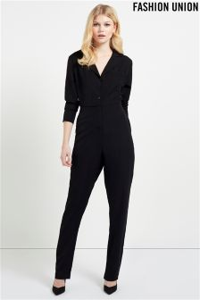 Fashion Union PJ Jumpsuit