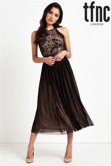 tfnc Top Sequin Maxi Dress