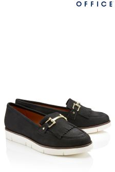 Office Platform Loafers